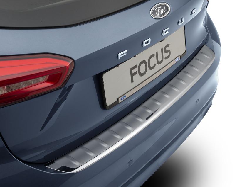 Protection de seuil de chargement plaque, acier inoxydable - Ford ...