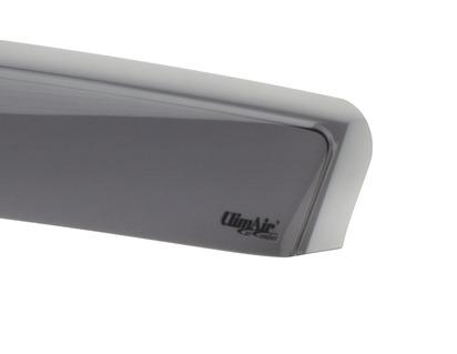 Deflector de aer geam lateral ClimAir®* pentru ușile spate, negru