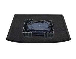 Tapete Antiderrapante da Bagageira Sistema inteligente de proteção do compartimento de carga