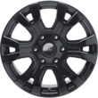 "Lichtmetalen velg 18"" 6 x 2-spaaks design, Panther Black"