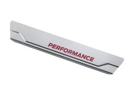 Battitacco Performance anteriore, con logo Performance Ford