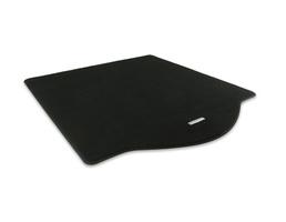 Tapete de Veludo Premium para o Compartimento de Bagagens preto, com logótipo Vignale