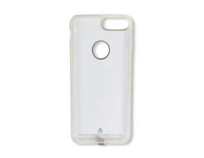 ACV* Qi-Ladehülle für iPhone® 6+/7+, silber