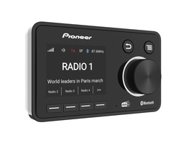 Pioneer* DAB+ Digital Radio Adapter SDA-11DAB, with Bluetooth
