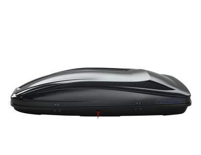 G3* Mala de Tejadilho Elegance Europe 390 Premium, antracite brilhante