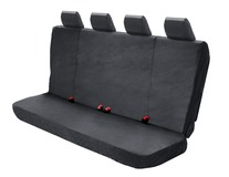 HDD* Potah sedadel na zadní čtyřsedadlo, potah v černé barvě