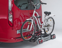Thule®* Heckfahrradträger EuroRide 940, für 2 Fahrräder, abklappbar