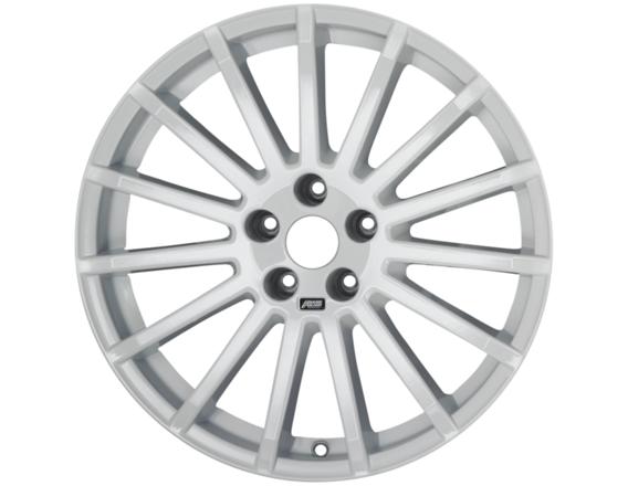 """Lichtmetalen velg 18"""" 15-spaaks RS-design, wit"""
