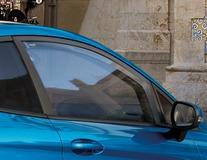 ClimAir®* Defletor de Vento para os vidros das portas dianteiras, transparente
