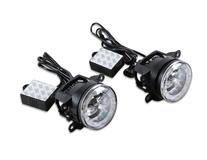 Navco* LED dagrijlampen & mistlampen Voor het vervangen van de af fabriek gemonteerde mistlampen