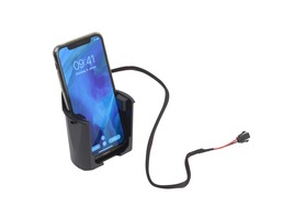 ACV* INBAY Universalladeschale  für Qi-kompatible Smartphones, schwarz