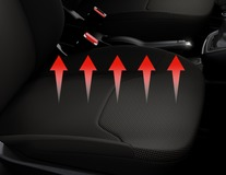 Xvision (SCC)* Stoelverwarming voor één stoel