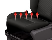 Kit încălzitor scaun Xvision (SCC)* pentru două scaune