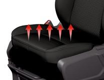 Xvision (SCC)* Podgrzewanie fotela zestaw do dwóch foteli
