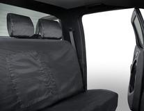 HDD* Potah sedadel na zadní sedadlo, potah v černé barvě