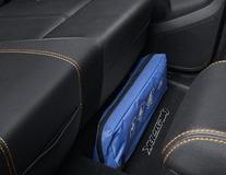 Premium-Sicherheitspaket in blauer Nylon-Tasche