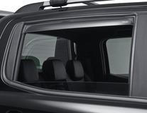 ClimAir®* Defletor de Vento para vidros traseiros, transparente