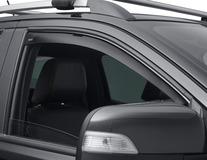 ClimAir®* Defletor de Vento para vidros dianteiros, em preto