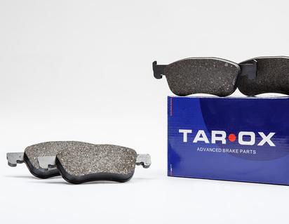 Tarox®* Ford Performance Bromsklossats frambromsar Corsa 114 (track day)