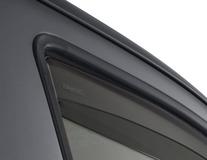 ClimAir®* Windgeleiders, zijruit voor voorportierruiten, zwart