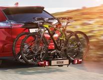 Uebler* Fietsendrager achter X21-S, voor 2 fietsen, 60° kantelbaar