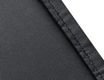 HDD* Potah sedadel Pro přední sedadlo řidiče, potah v černé barvě