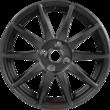 """Performance Rad 18"""" leichtes Flow Form Rad mit Ford Performance Logo, 10-Speichen-Design, Magnetite Matt"""