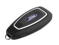 Sleutelhanger met bewegingssensor voor sleutelloze toegang, met Ford logo