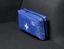 First Aid Kit soft bag, blue