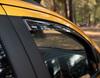 ClimAir®* Deflector de aire para ventanillas delanteras, transparentes.