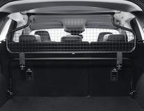 Dispozitiv de reţinere şi protecţie a încărcăturii  la jumătate din înălțime, trebuie fixat în spatele celui de-al doilea scaun, în  partea superioară