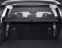 Filet d'arrimage de coffre A fixer verticalement derrière la seconde rangée de sièges