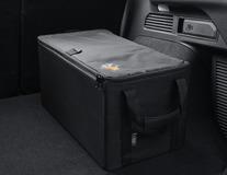 Sistema Box-in-Box per posizionamento all'interno del MegaBox della Ford Puma, o come soluzione di trasporto a sé stante, nero