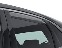 ClimAir®* Defletor de Vento para os vidros das portas traseiras, transparente