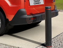 Xvision (SCC)* Parking Distance Sensors 4 sensor rear kit, matt black