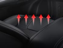 Xvision (SCC)* Kit de chauffage de siège pour deux sièges