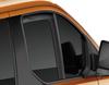ClimAir®* Windafleiders zijruit voor vensters voordeuren, transparant