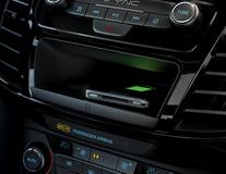 Kit di ricarica wireless Qi soluzione integrata specifica per il veicolo