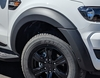 EGR* Wheel Arch Extension front and rear, matte black