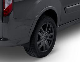 "Alloy Wheel 18"" 5 x 2-spoke design, Magnetic"