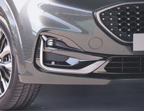 Senzori de parcare Xvision (SCC)* față, cu 4 senzori în negru mat