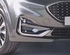 Xvision (SCC)* Parkeringssensorer for, med 4 sensorer i mat-sort