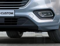 Xvision (SCC)* Parkeersensoren voor, met 4 sensoren in carrosseriekleur