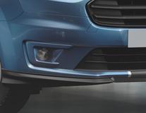 Xvision (SCC)* Parking Distance Sensors front, with 4 sensors in matt black