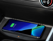 Qi Wireless Charging Kit integrated vehicle-specific solution