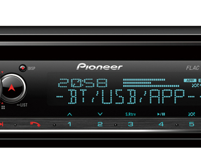 Pioneer* Audiosystem DEH-S720DAB