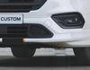 Xvision (SCC)* Parkeringssensorer for, med 4 følere i mat-sort