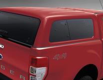 Hard Top z szybami bocznymi, kolor Copper Red