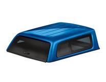 Hard Top z szybami bocznymi, Blue Lightning