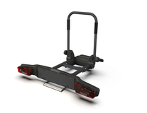 G3* Luggage Box Base Carrier tow bar mounted